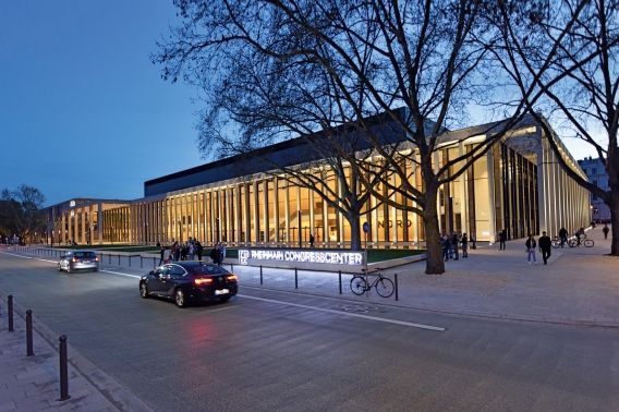 RMCC (RheinMain-CongressCenter) in Wiesbaden